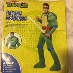 Teenage Mutant Ninja Turtle Costume